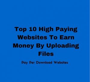 Paying websites
