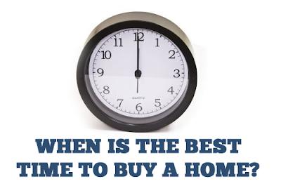 Kapan Waktu yang Tepat Membeli Rumah?