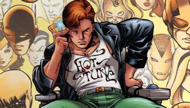 karakter penting dalam komik Hulk