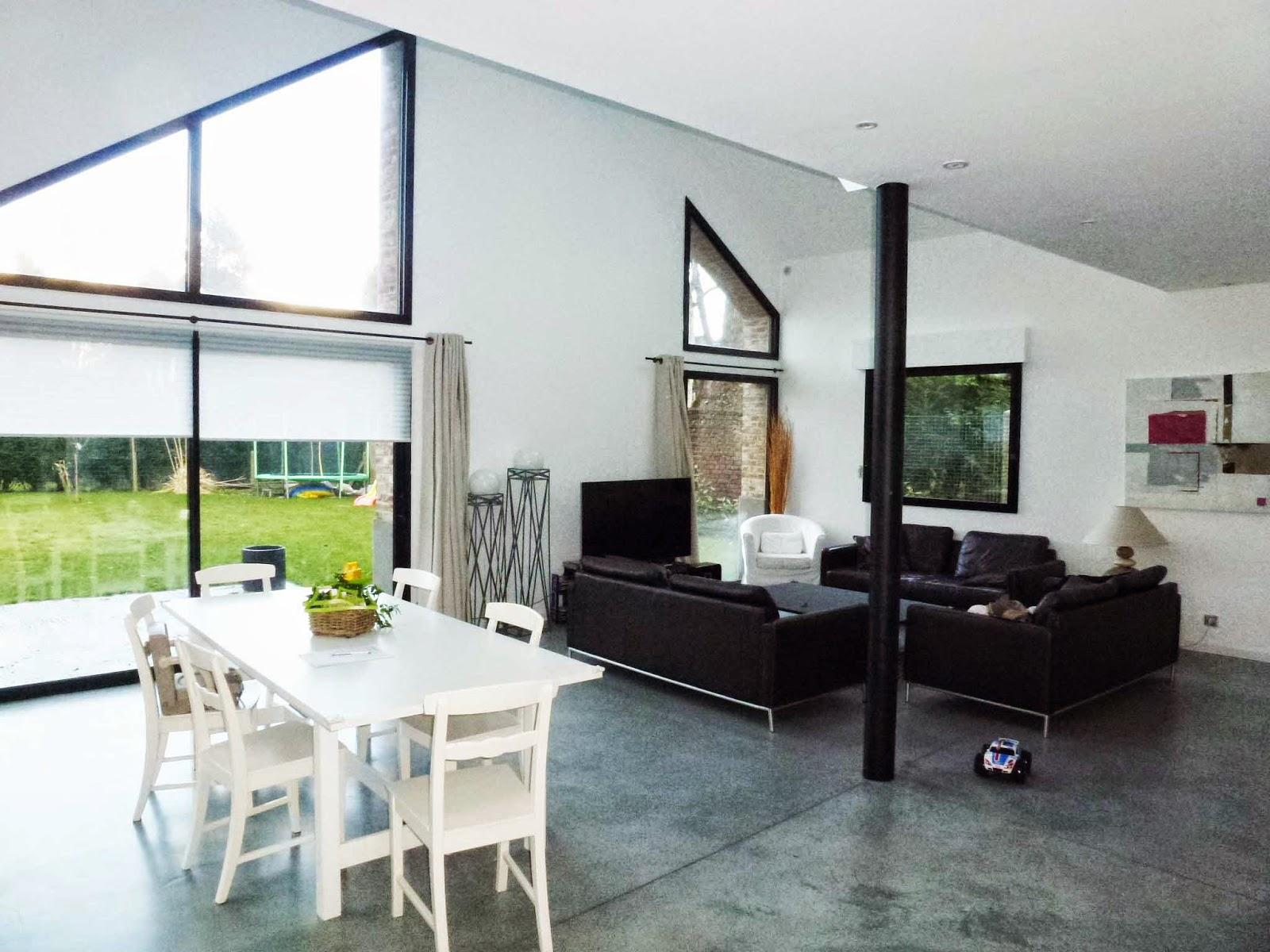 maison individuelle lambersart 59 agence delannoy simoens architectes dplg. Black Bedroom Furniture Sets. Home Design Ideas