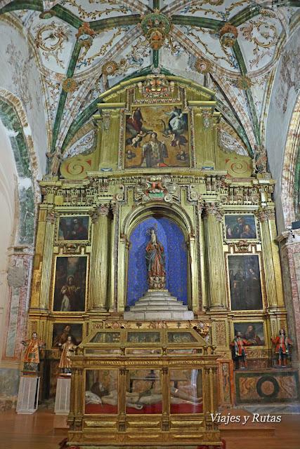 Iglesia de San Antolín, Tordesillas, Valladolid