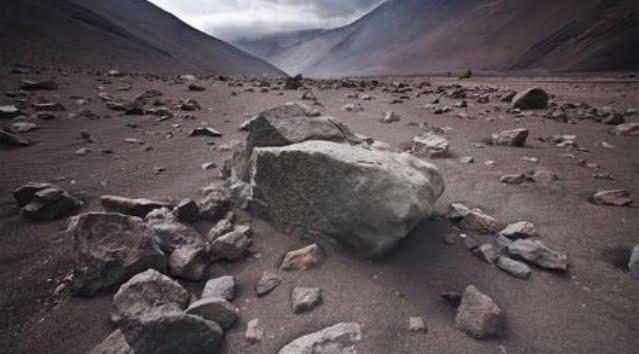 Scoperta in Cile l'inizio della vita extraterrestre