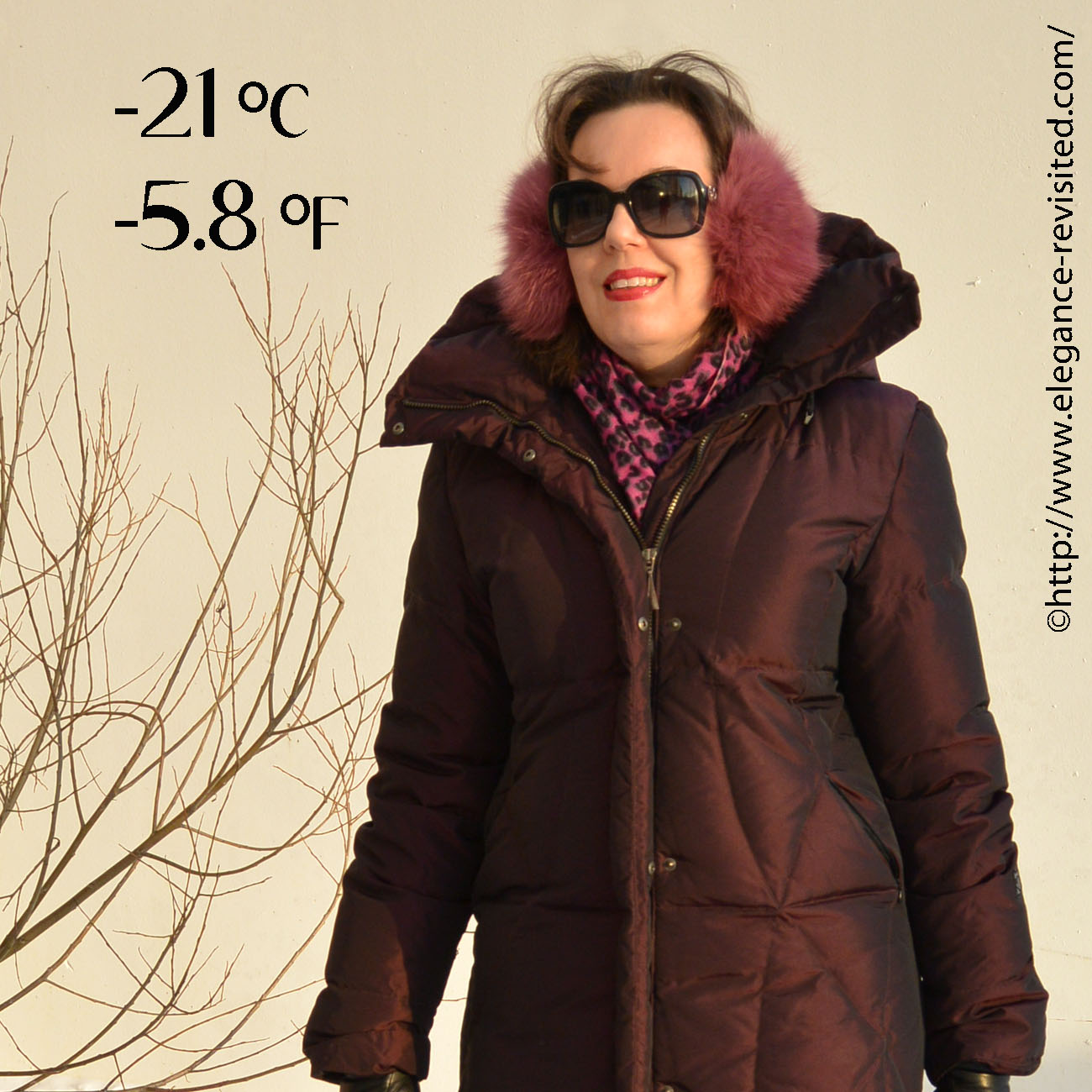 winter coat over 40