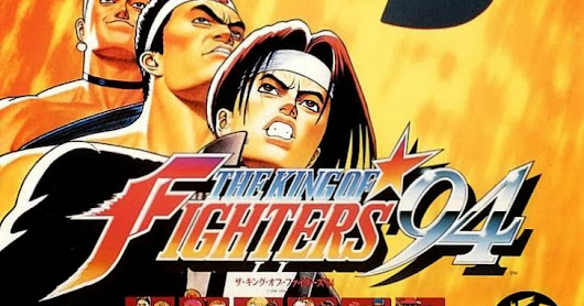 The King of Fighters '94 ( Arcade )
