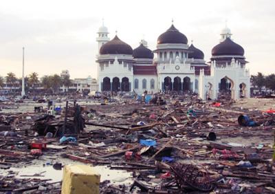 Subhanallah Inilah Empat Kenikmatan Di Balik Sebuah Bencana