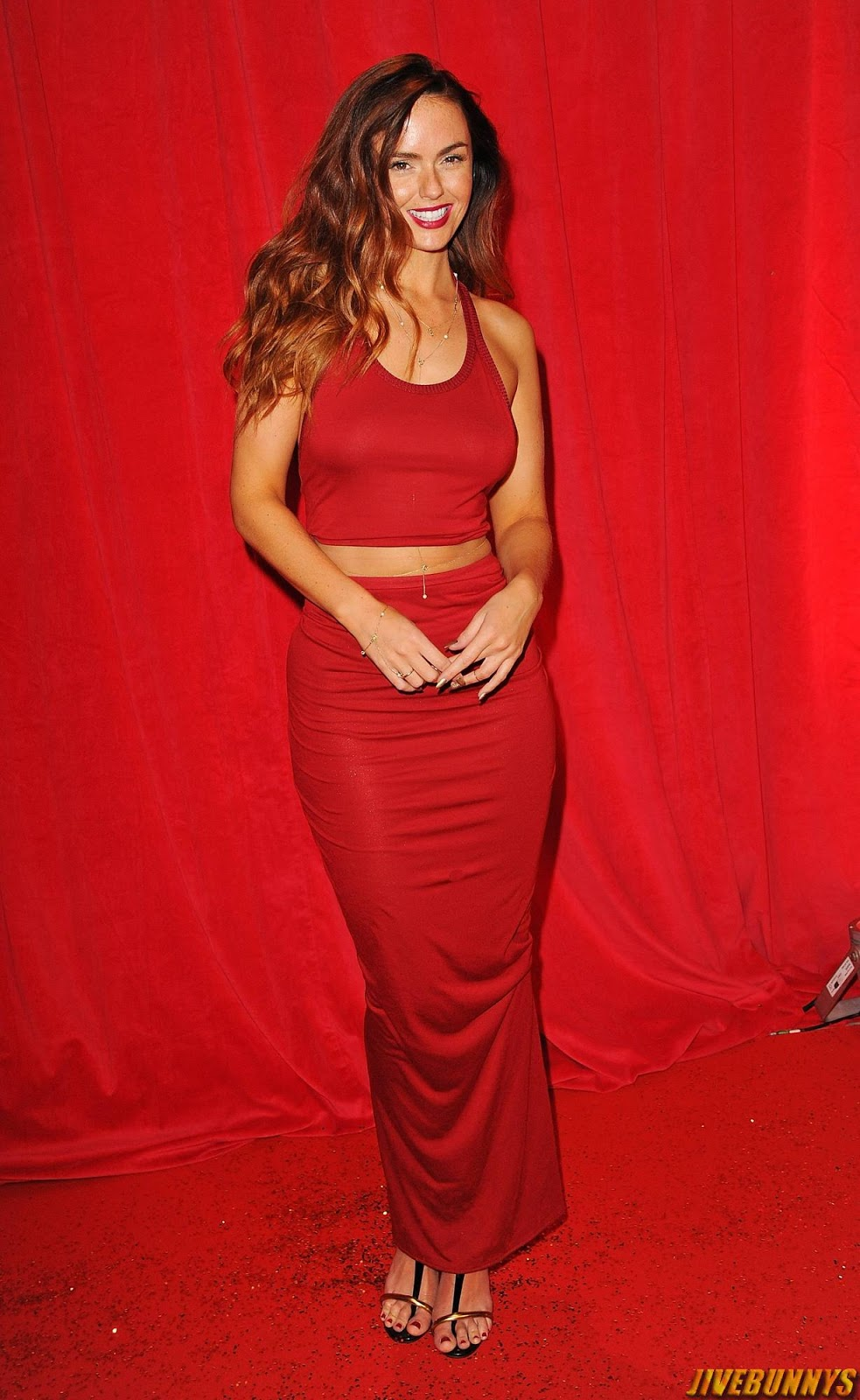 British Soap Awards 2014 in London - May 24, 2014
