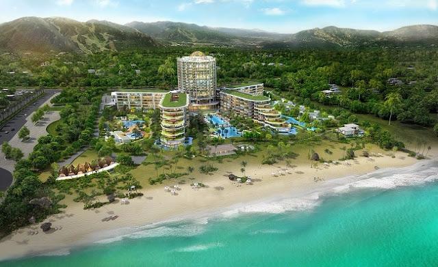 Phối cảnh Condotel BIM Group Phú Quốc Marina