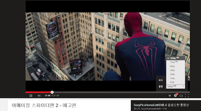 Here we see Spidey doing his best impression of Superman creepily stalking Lois during Superman Returns.