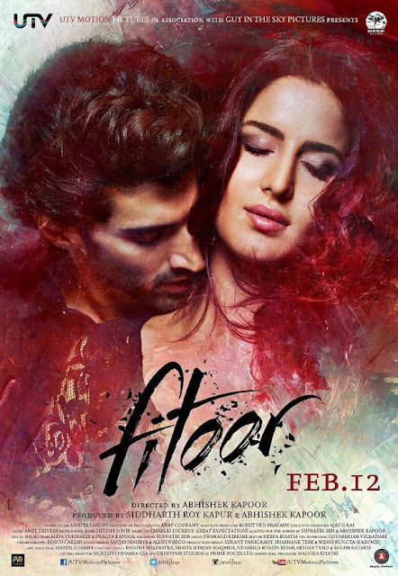 Download Film Fitoor (2016) DVDRip Subtitel Indonesia