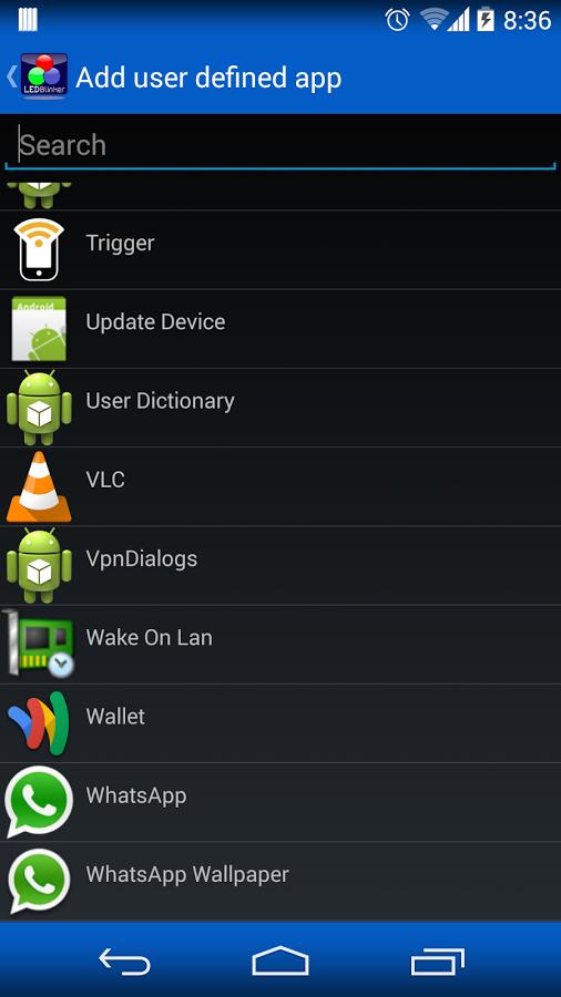 led blinker notifications pro v6 9 8 full apk android tc. Black Bedroom Furniture Sets. Home Design Ideas