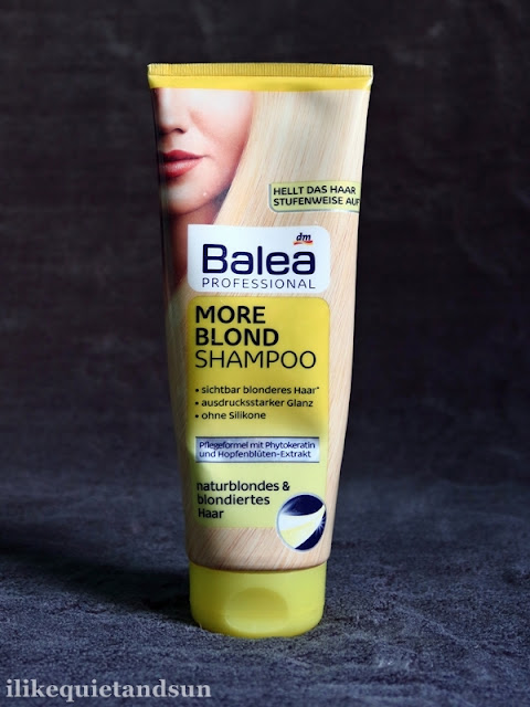 Balea, Professional, More Blond Shampoo