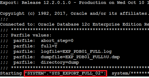 How To Check Import Progress In Oracle 12c How to Attach to
