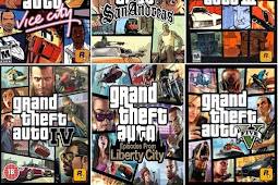 Free Download Cheat GTA All Version for Computer Laptop or Playstation