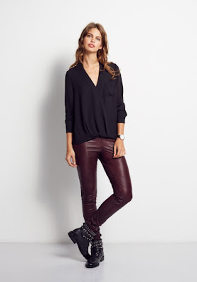 Hush Wrap Shirt