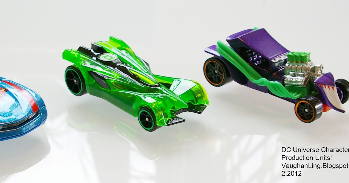 V Ling Toys Hotwheels Production Models