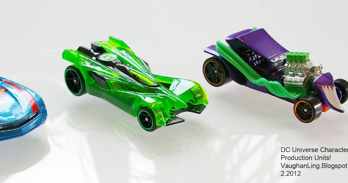 V Ling Toys Hotwheels Production Models