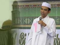 Inilah Jadwal Safari Dakwah Ustadz Abdul Somad Bulan februari di Jakarta