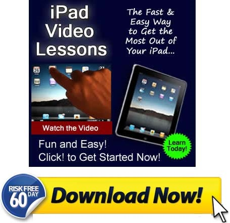 ipad video training