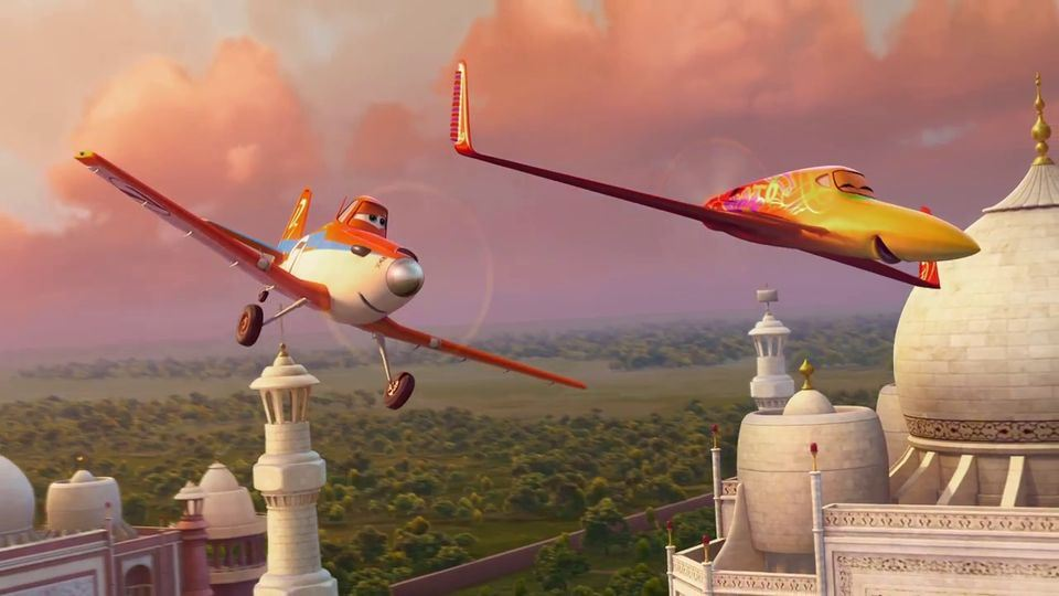 PLANES Family Movie Review - Your Family Expert