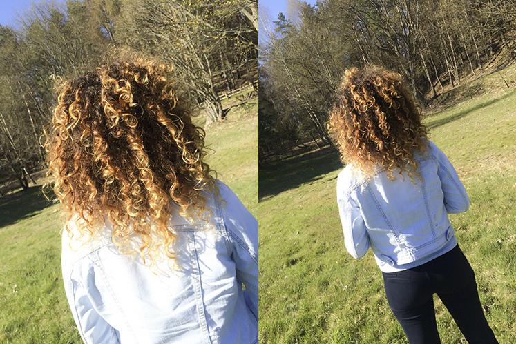 Bounce Curl Light Creme Gel reanimacja włosów