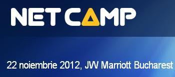 Particip la Net Camp 2012. Voi?
