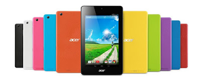 Tab Acer Iconia One 8