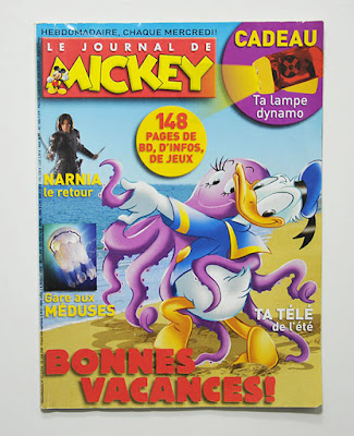 Le Journal de Mickey #2923