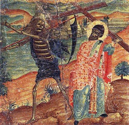 Αποτέλεσμα εικόνας για αγιος σπυριδωνας πανουκλα