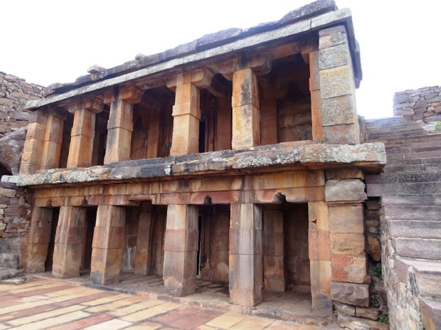 Places to see in Aihole - Buddhist temple