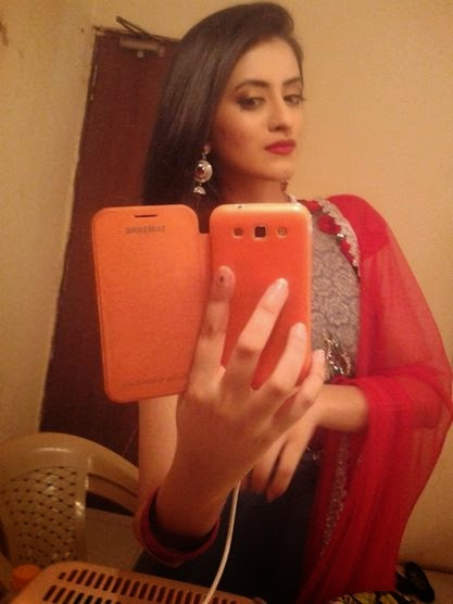 Mihika Verma Latest selfie Images