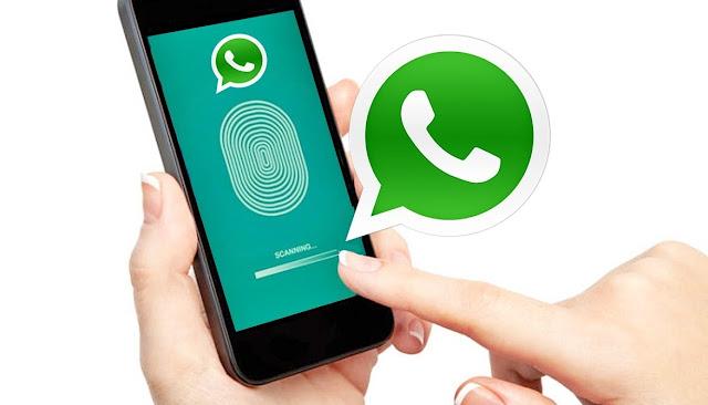 WhatsApp permitirá proteger los mensajes con huella dactilar