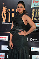Rakul Preet Singh Sizzles in a Sleeveless Dress at IIFA Utsavam Awards 2017  Day 2  Exclusive 09.JPG