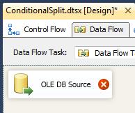 Configure OLE DB Source