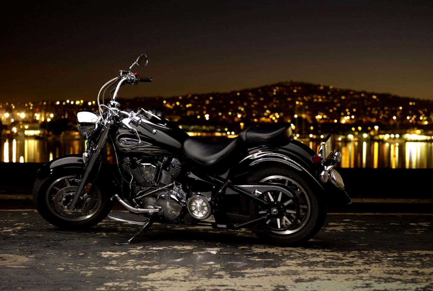Yamaha V Star Wallpaper Hd | Opera Wallpapers