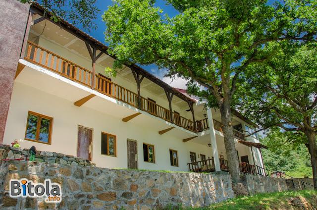 Monastery room - St. Peter and Paul Crnovec village, Bitola municipality, Macedonia