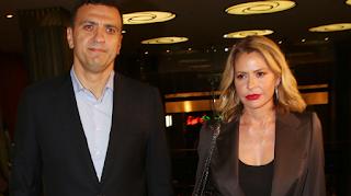 Παντρεύονται Τζένη Μπαλατσινού και Βασίλης Κικίλιας