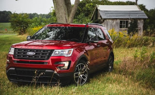 Ford Explorer 2018 Concept, Review, Specs, Price
