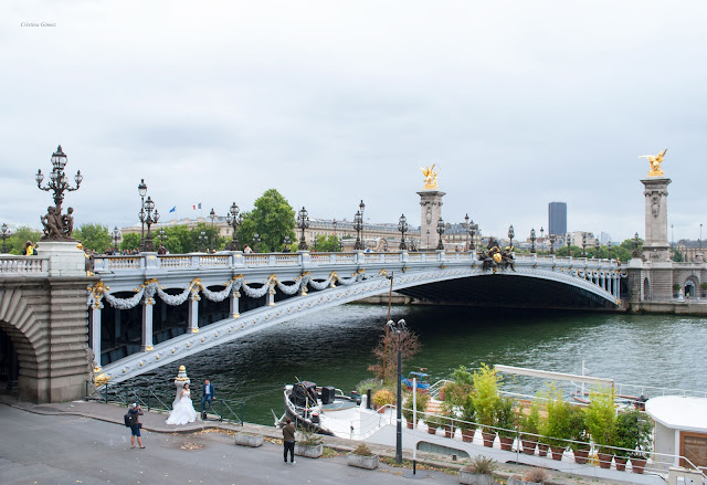 pont alexandre III paris