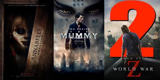 yang paling direkomendasikan untuk ditonton 22 Film Horor Terbaru 2017, dari Horor Barat sampai Horor Asia