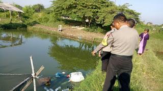 Warga Kesenden Kota Cirebon Geger Mayat Di Kolam Pemancingan