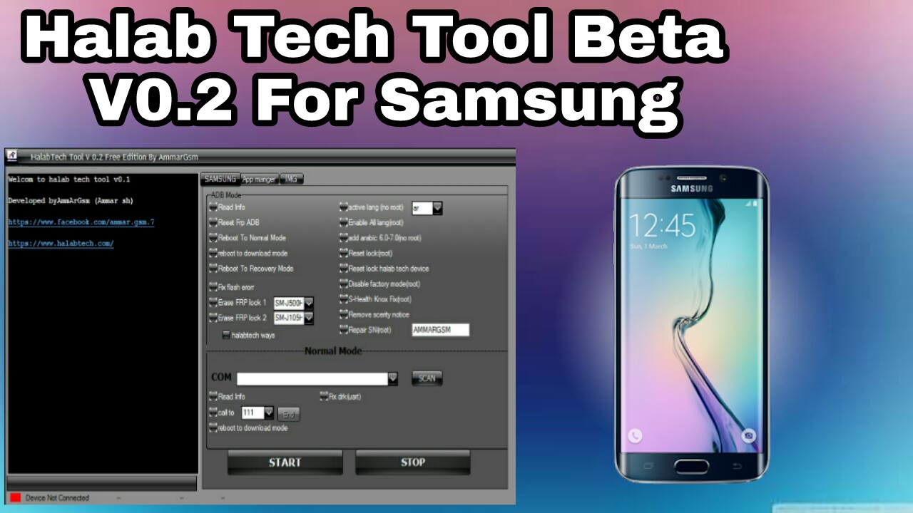 Halab Tech Tool Beta v0 2 Free Download [Working Tested