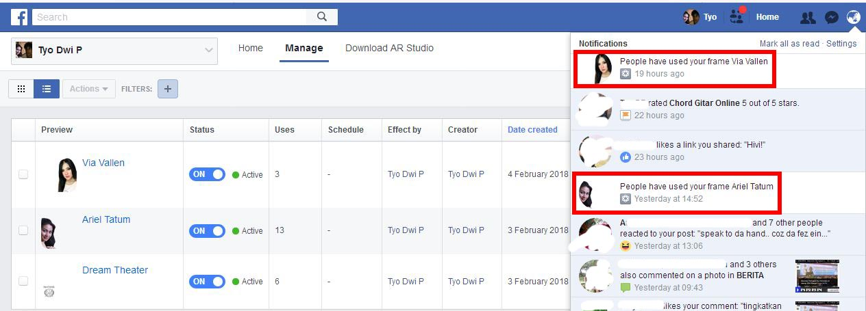 cara upload bingkai foto profile facebook