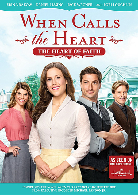 When Calls the Heart: The Heart of Faith - Hallmark Christmas ...