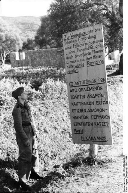 Kandanos sign 3 June 1941 worldwartwo.filminspector.com