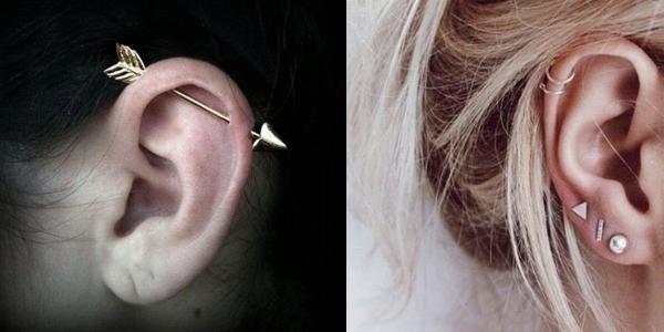 Mytattooland Com Ear Piercings
