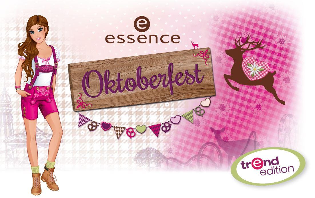 Essence Trend Edition zum Oktoberfest 2014 Cover