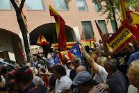 escrache, cup, catalunya, cataluña, independencia
