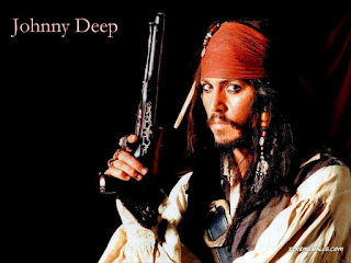 Popular Hollywood actor Johnny Depp