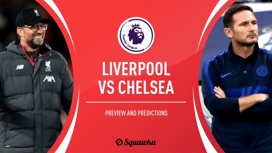 Prediksi Bola Liverpool vs Chelsea Kamis, 23 Juli 2020