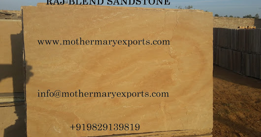 SANDSTONE and MOTHER MARY EXPORTS INDIA